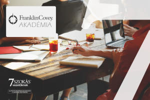 Franklin Covey Akadémia 7 szokás